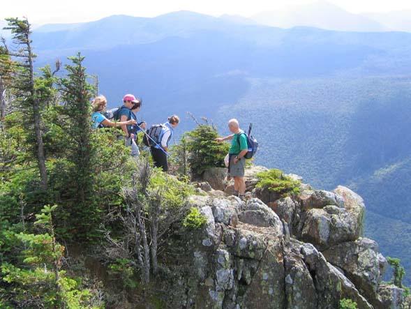Hike New England Mt Jackson Mt Webster And Webster