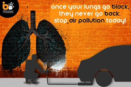 Stop Air Pollution