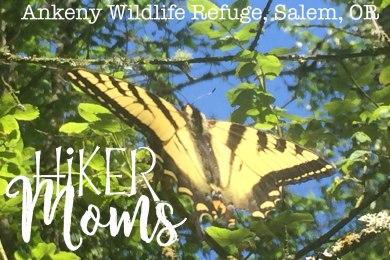 Go to hike, Ankeny Wildlife Refuge, Salem, OR 1