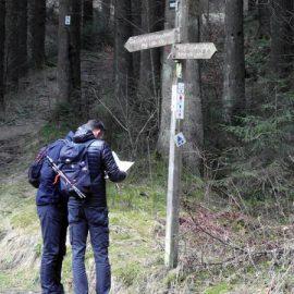 Meerdaagse hike Ardennen (België), 3 t/m 5 maart 2017