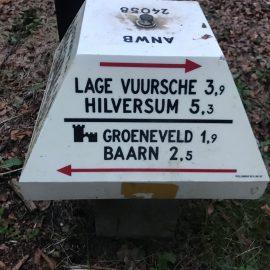 Snelle Hap & Hike Baarn (Groene Wissel), 27 augustus 2020