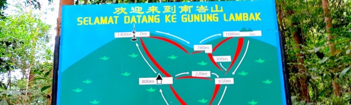 Gunung Lambak - Share My Hikes | Hikers For Life