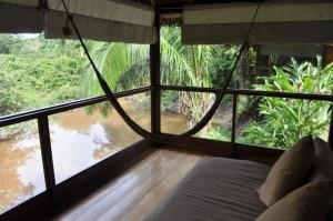 Amazon luxury in the jungle