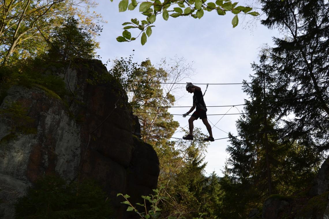 Klettersteig Wolkenstein : Klettersteigwelt wolkenstein u hikerz
