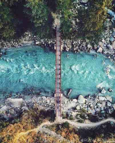 Kasol-to-chalal-bridge