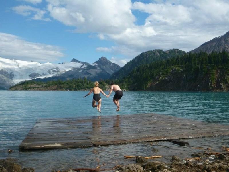 garibaldi lake, squamish, garibaldi provincial park, hikes near vancouver, best hike in BC, best hike in canada