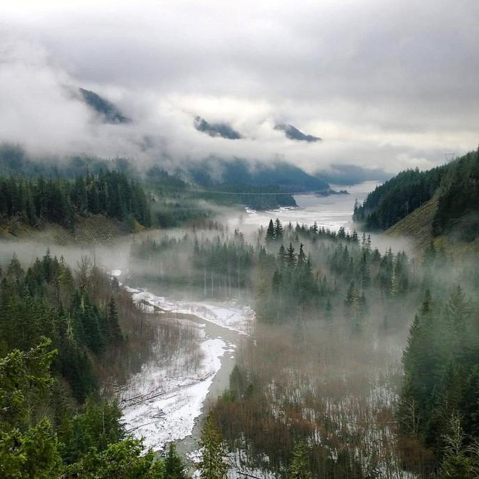 brandywine falls, squamish, whistler, hikes near vancouver