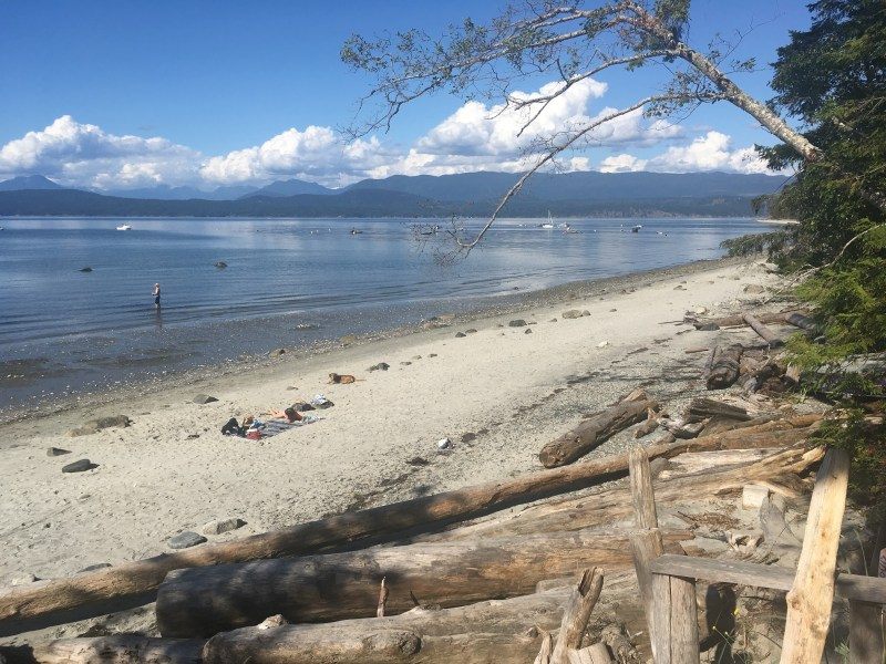 best beaches, savary island, mermaid rock beach, bc, desolation sound, lund, hikes near vancouver, weekend getaway