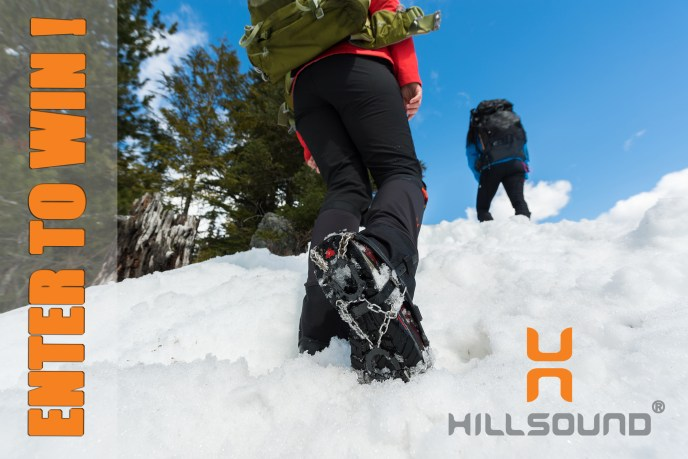 Hikes Near Vancouver, giveaway, contest, free stuff, trail crampons, Hillsound equipment, microspikes, snowshoes