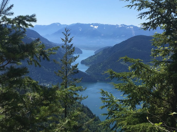 Bear Mountain, Harrison Hot Springs
