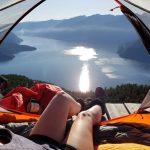 Leading Peak, Anvil Island, Howe Sound