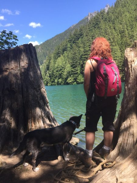lisa wagner, hello i am floyd, walks and wags, on-leash hiking trails near vancouver, dog-friendly hikes