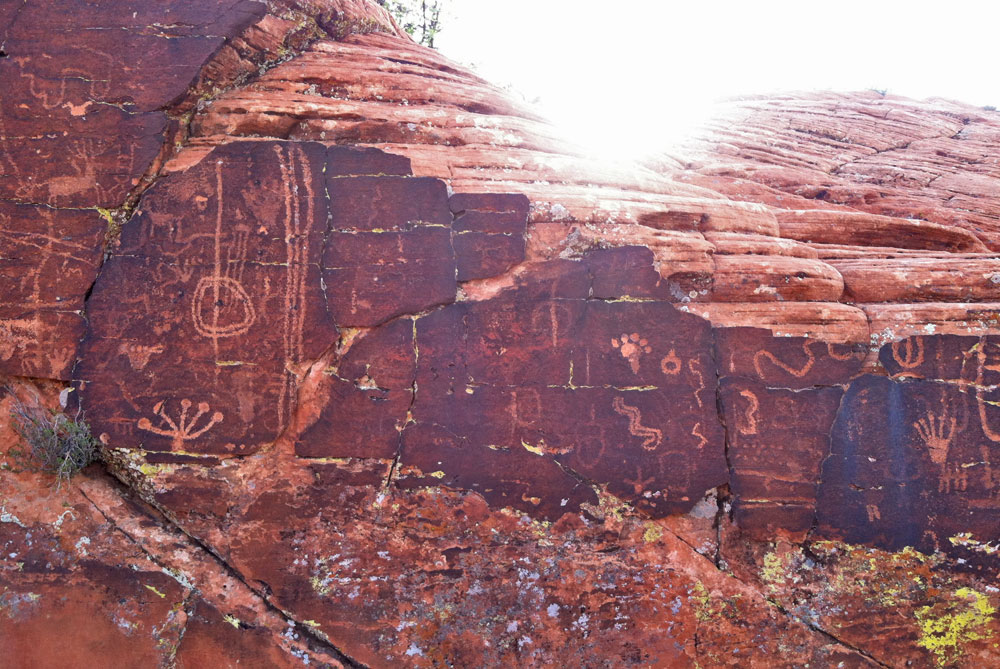Snow Canyon State Park Clip Art