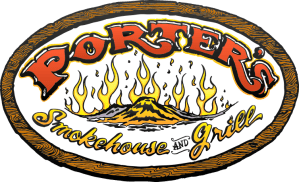 Porter's Smokehouse and Grill logo