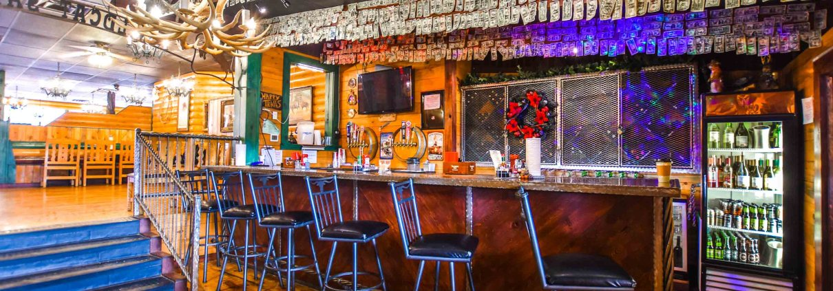 Porters's Smokehouse and Grill Bar