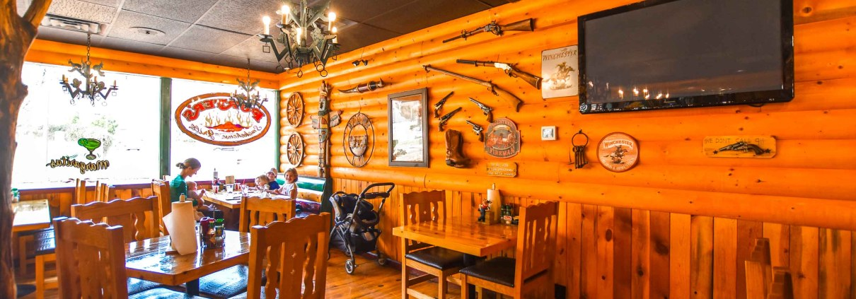 Porter's Smokehouse and Grill in Zion National Park