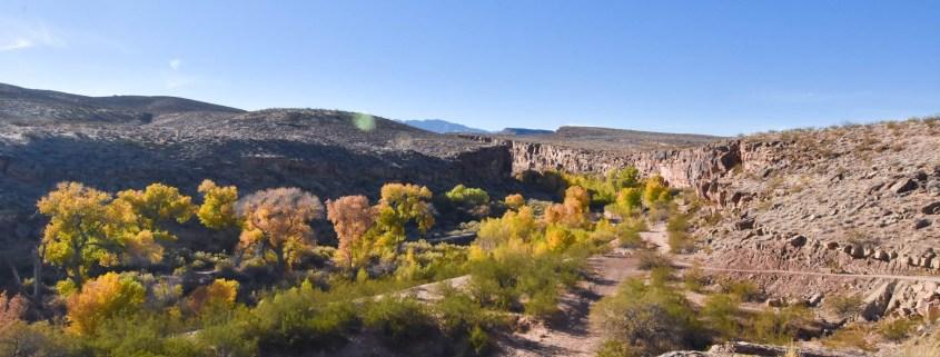 Enepitsi trail canyon