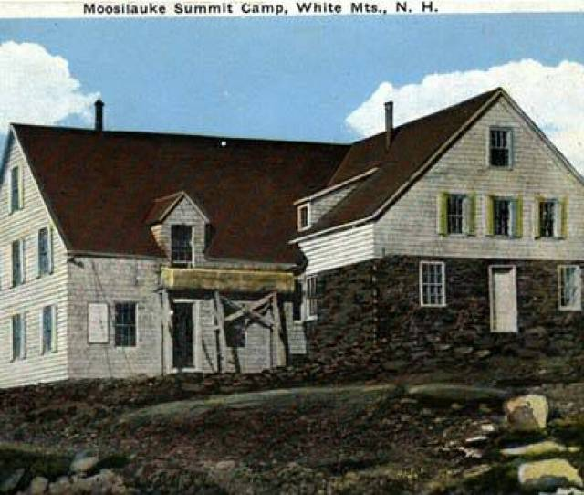 After The Mt Washington Summit House Was Opened On The Summit Of Moosilauke It Went Through Many Changes Over The Years And Its Name Was Changed To