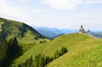 Wallberg mit kleiner Kapelle