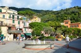 Marktplatz in Monterosso
