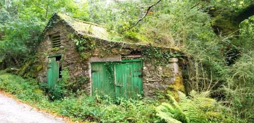 stone and green ruin20180910_162207