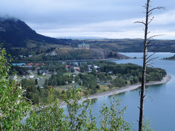 view of Waterton