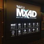 ウワサのMX4Dを体験してきました