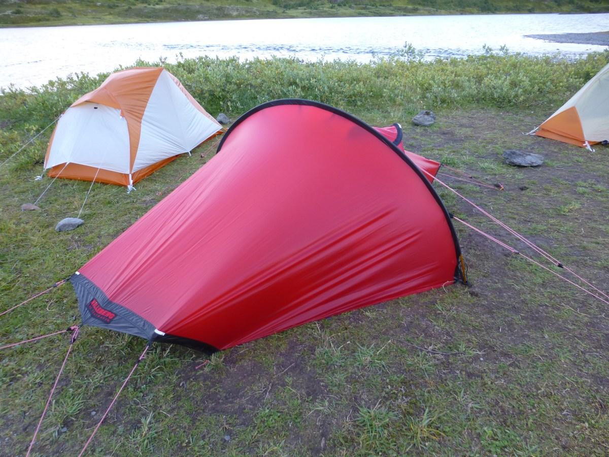 Meet The Hilleberg Akto Solo Backpacking Tent Hiking Alaska