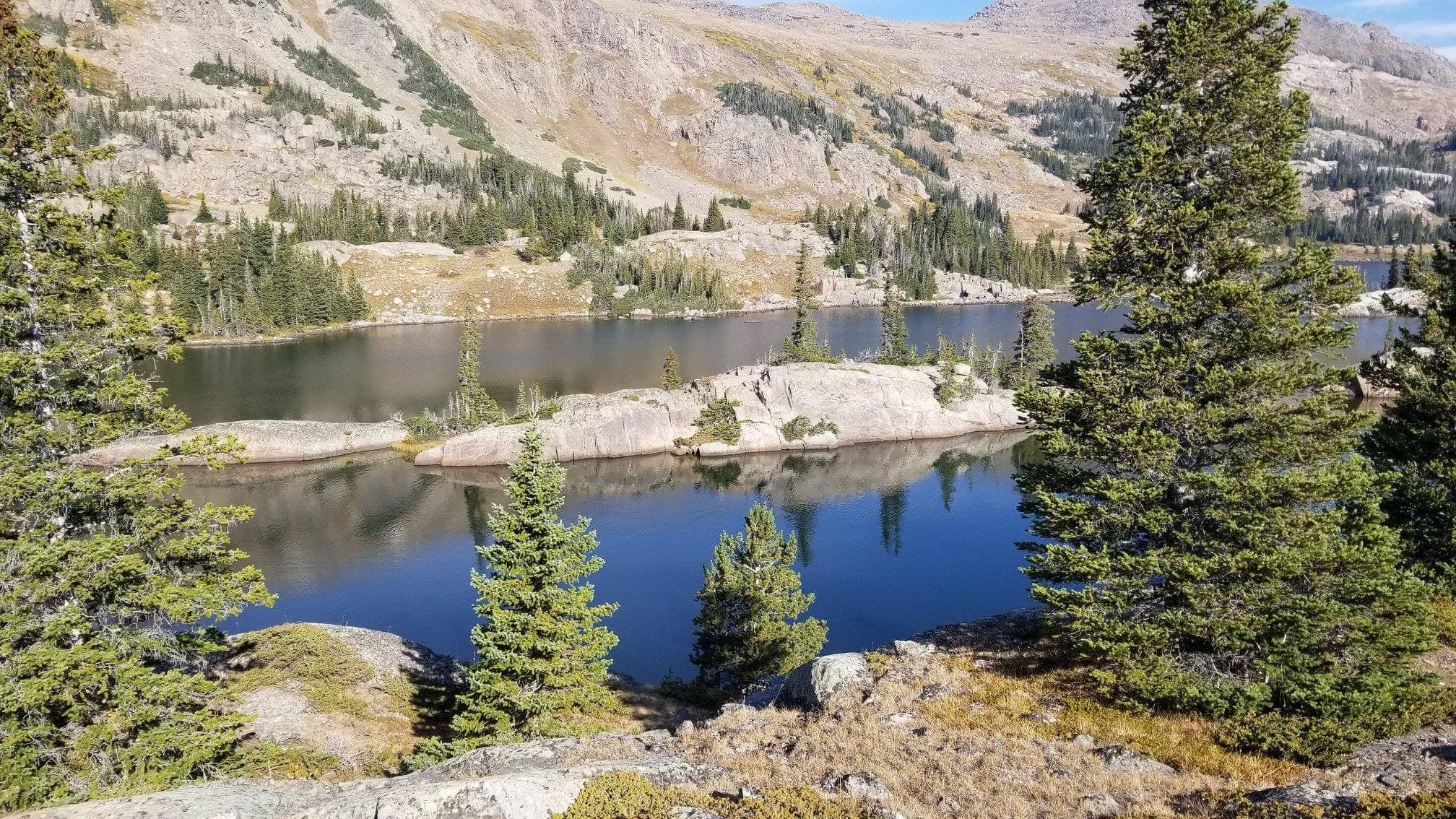 Lake Helen, Wyoming
