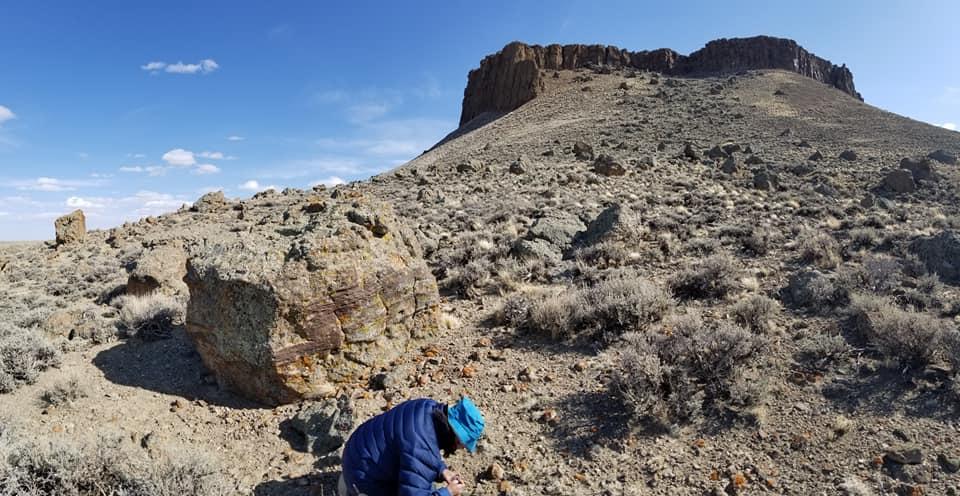 Black Rock, Wyoming