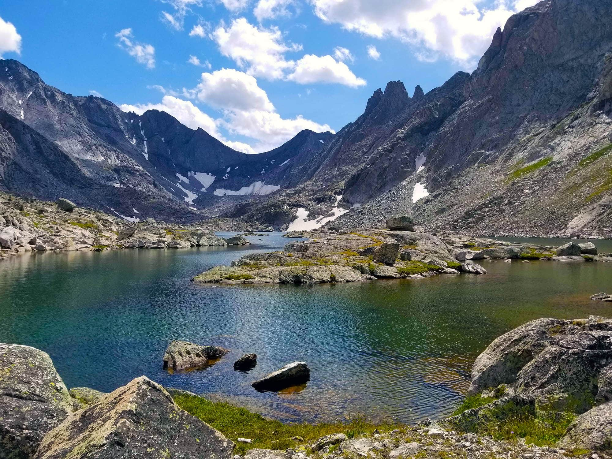 Loomis Lake, Wyoming