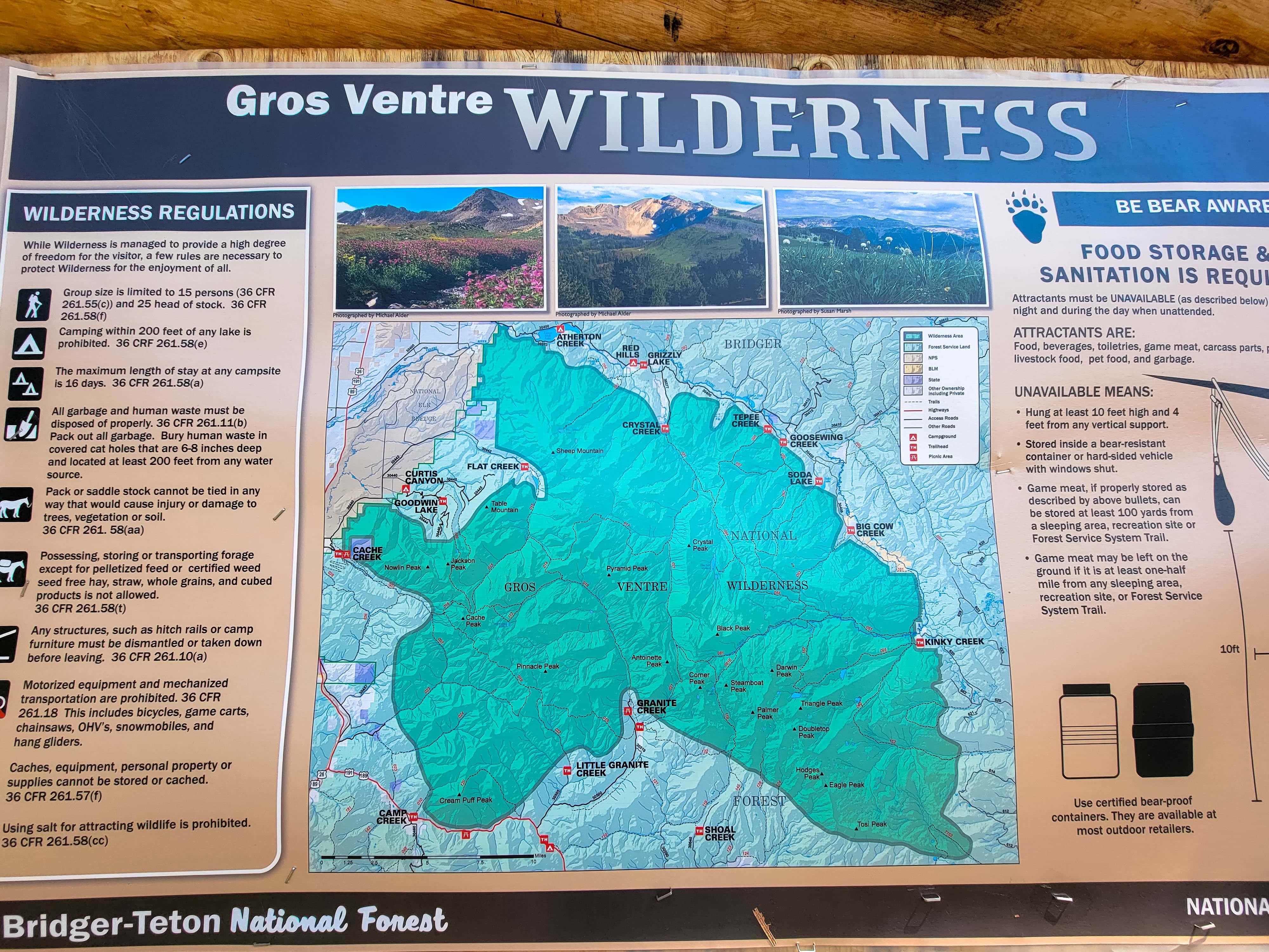 Gros Ventre Wilderness
