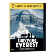 National Geographic: Surviving Everest DVD