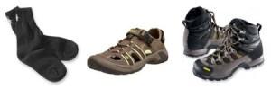 Hiking Lady's Footwear Reviews!