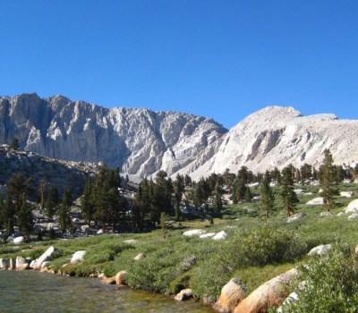 Mt. Langley & Cottonwood Lakes