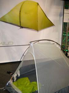 The Easton Kilo Tent at Outdoor Retailer 2010