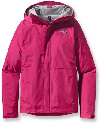 Hiking Lady Review Patagonia Torrentshell Jacket