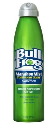 Bullfrog Marathon Mist