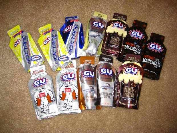GU Energy Gels Hiking Lady Giveaway