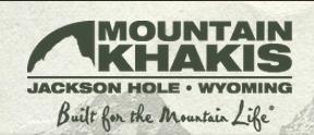Mountain Khakis Logo
