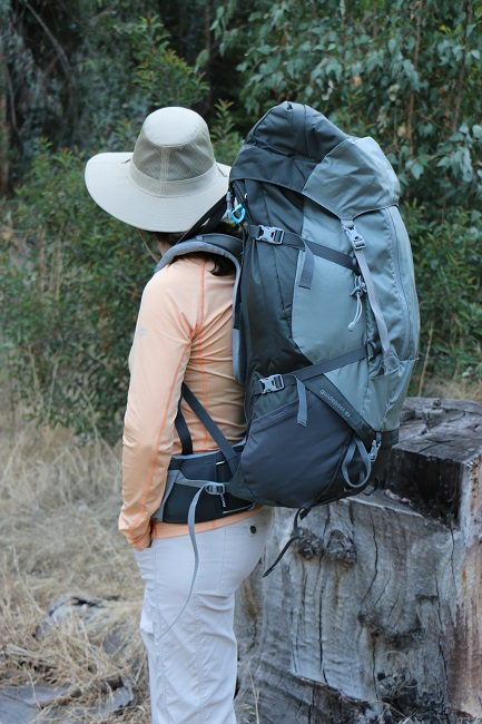Thule Guidepost 65L Women s Backpacking Pack Review - Hiking Lady 3cb02f7e51
