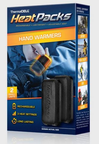 ThermaCELL Heat Pack Hand Warmers