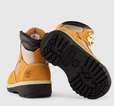 Timberland Toddler Field Boots rear view