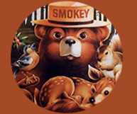 history of Smokey Bear