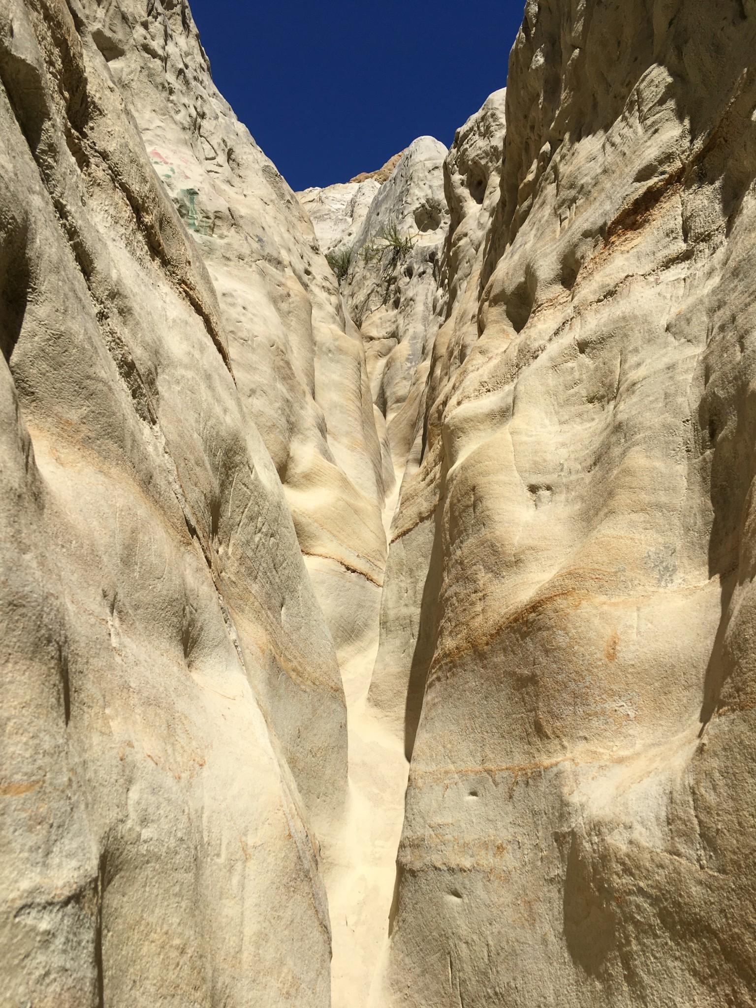 Slot canyon san diego