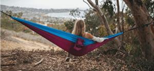 Hiking Lady Giveaway: Serac Hammock