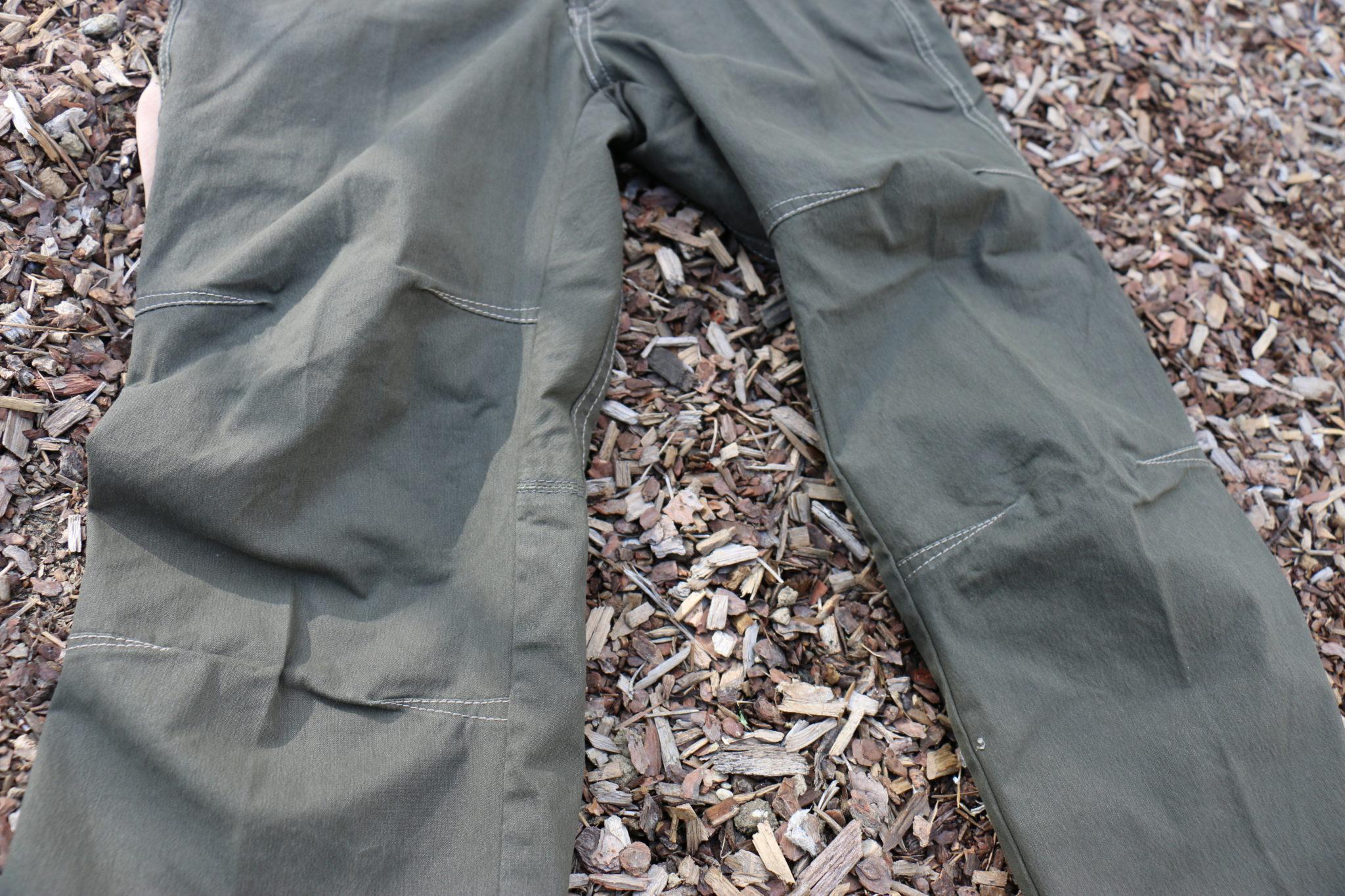 KUHL Boy's Revolvr Pants in Gunmetal
