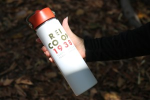 A perfect gift: an insulated 18/8 stainless steel water bottle