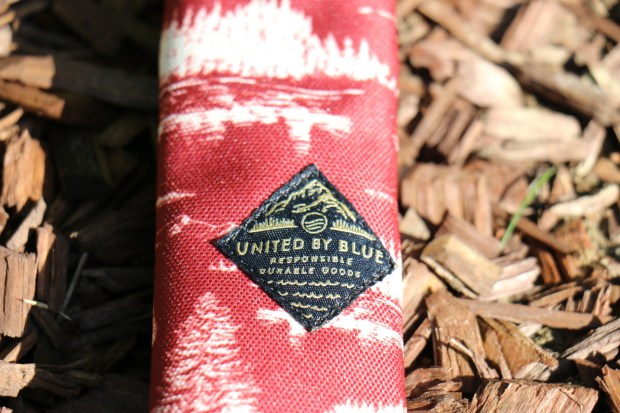United by Blue straws and case