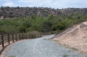 Otay Valley Regional Park trail